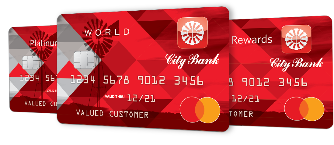 Consumer Credit Card City Bank Rewards Low Rate