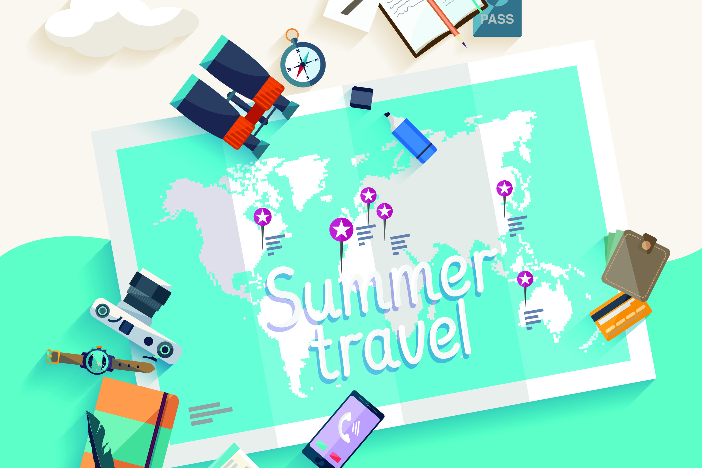 Travel Blog Image